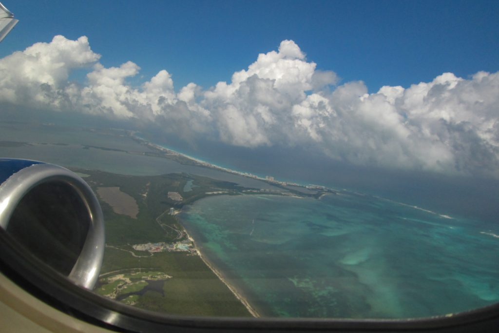 Goodbye Cancun