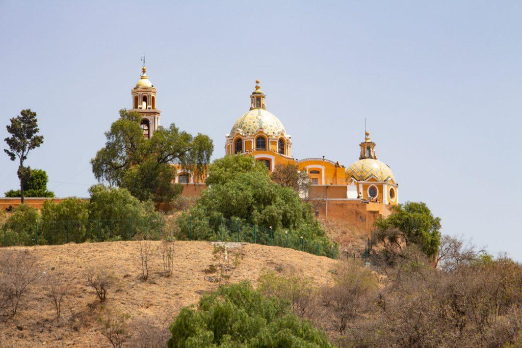 Cholula Puebla Magico