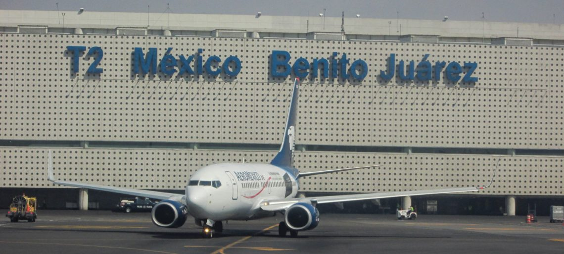 Cancun to Mexico City