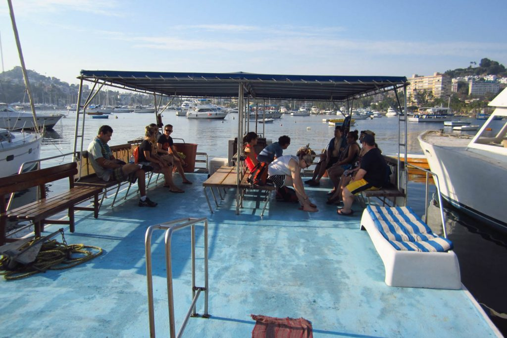 Acapulco Scuba Diving