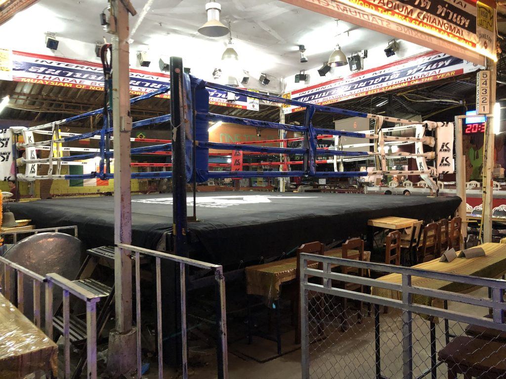 Tae Phae Boxing Stadium