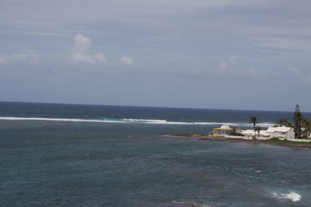 Caribbean meets the Atlantic