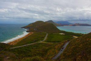 Caribbean and Atlantic