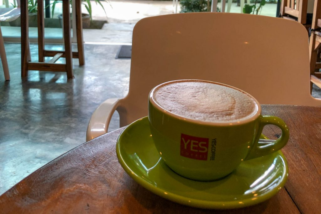 Yes Coffee Thailand