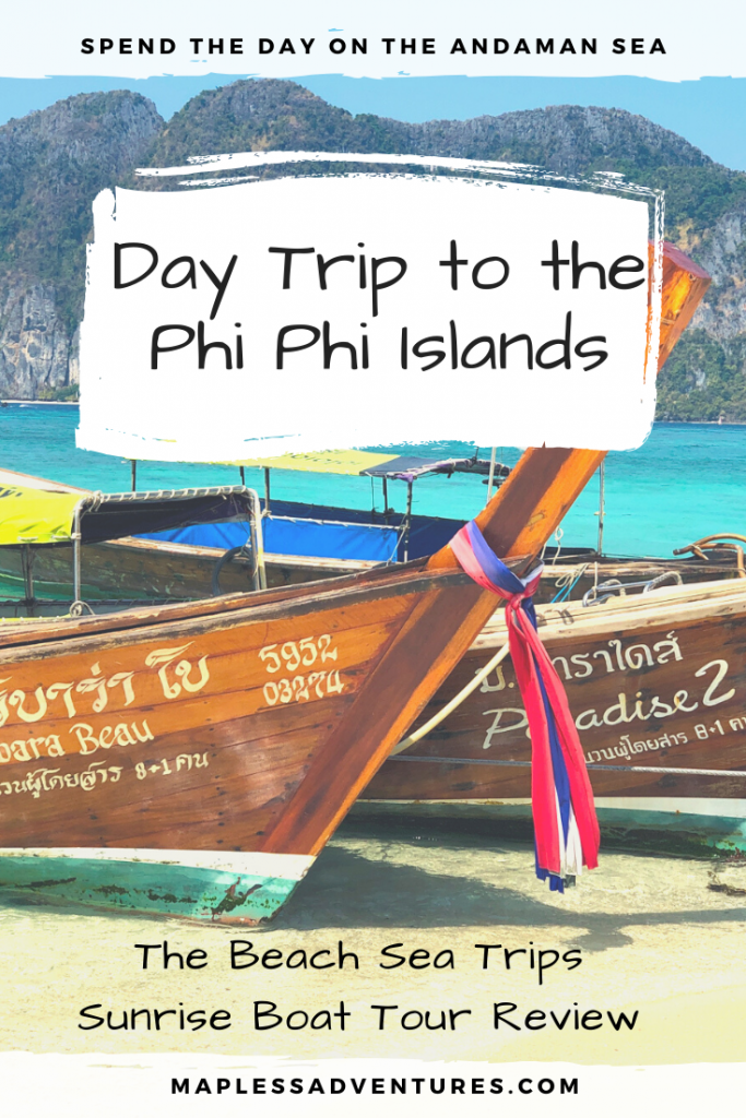 Pin Me Phi Phi Islands 1