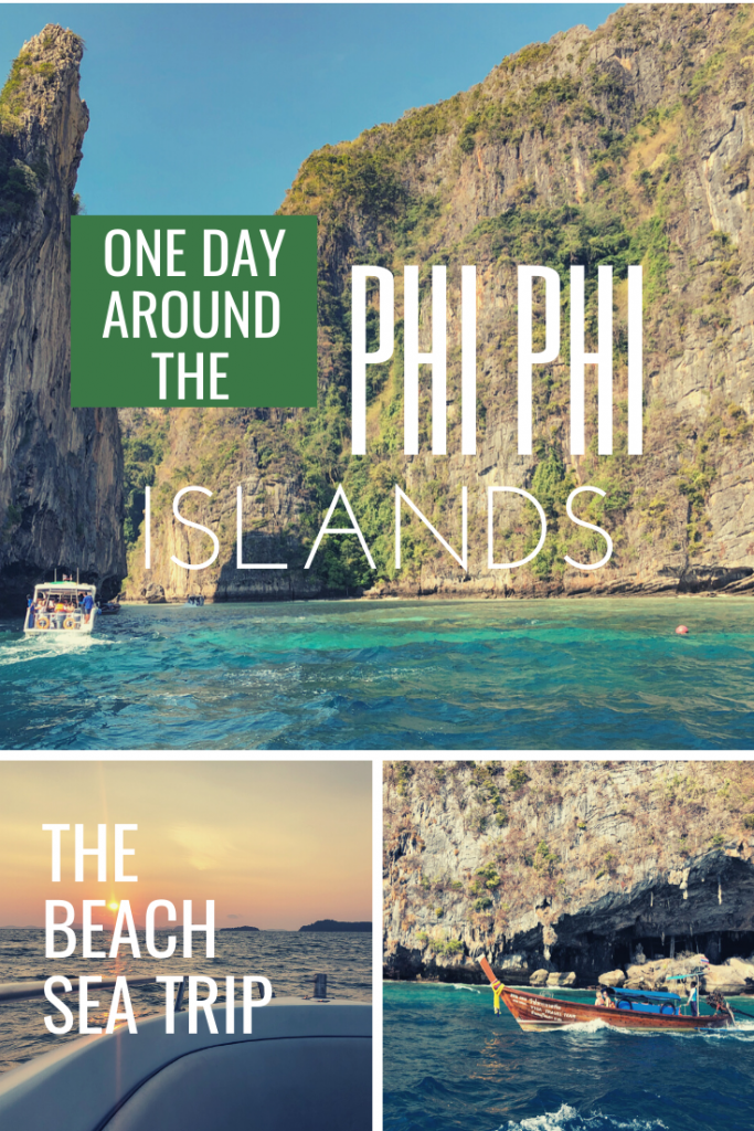 Pin Me Phi Phi Islands 2