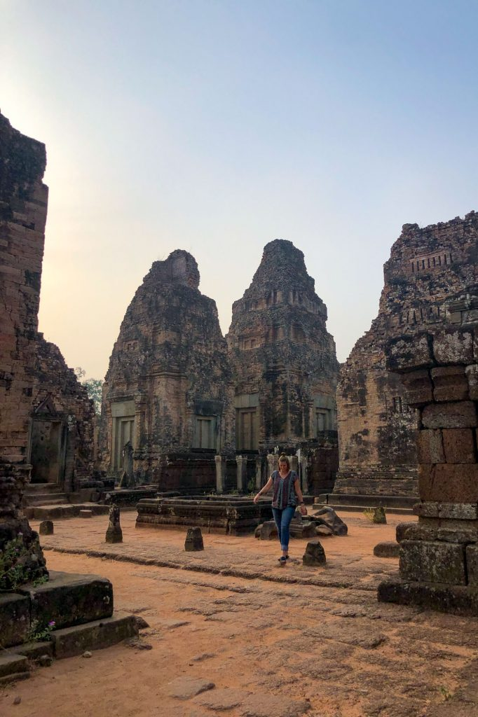 Pre Rup Grand Circuit at Angkor Wat