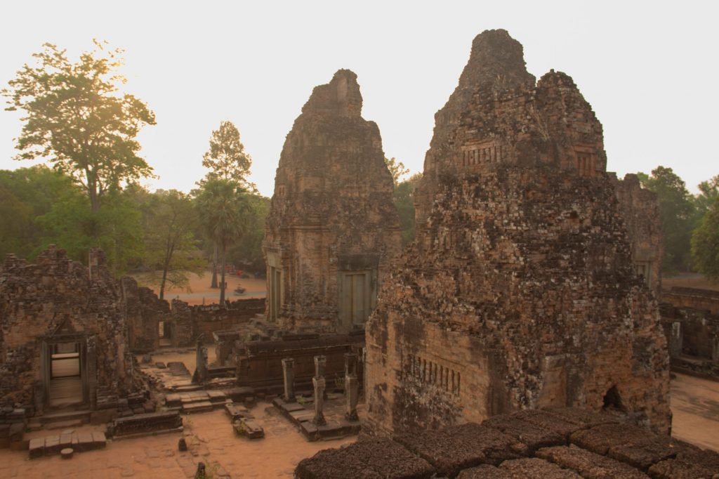 Pre Rup Grand Circuit at Angkor Wat