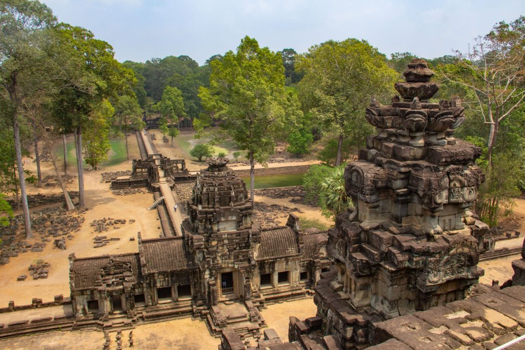Angkor Wat Baphun Temple