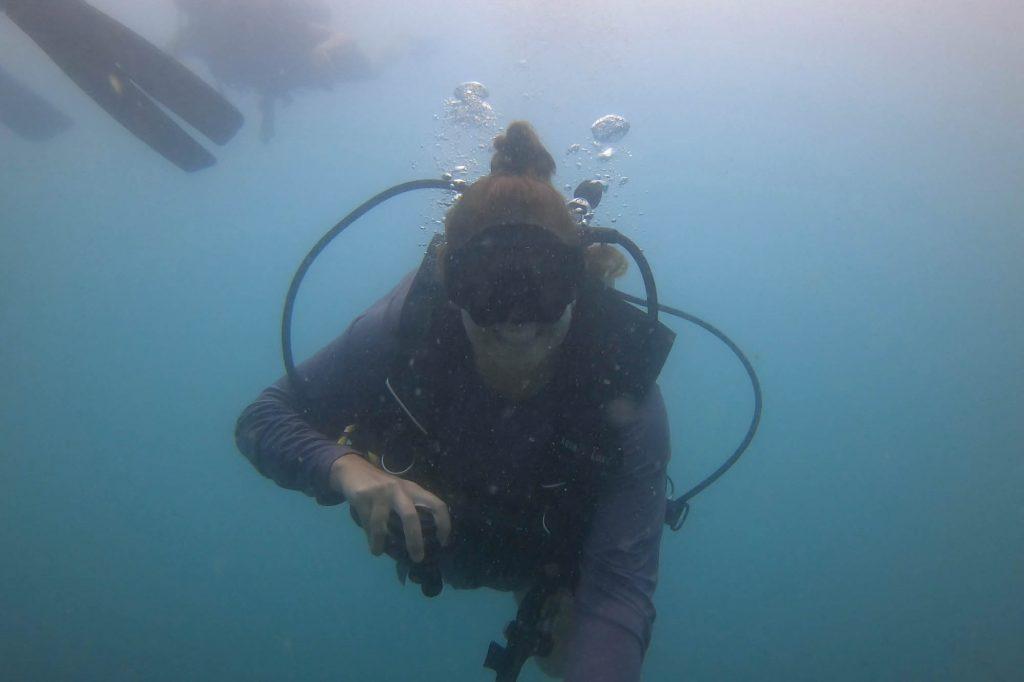 Scuba Diving Koh Rong Samloem Cambodia