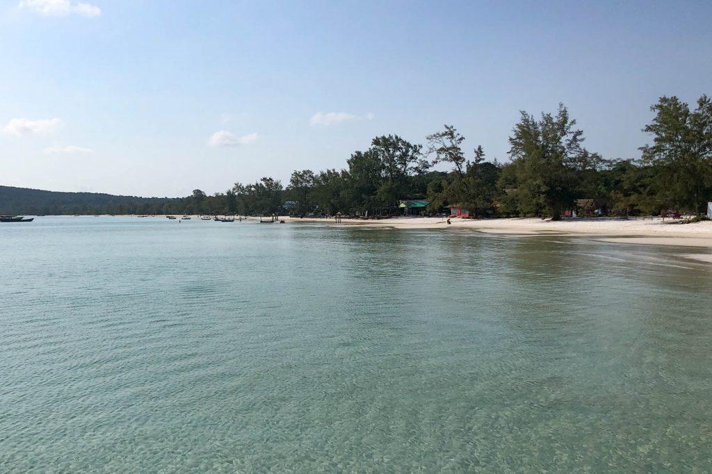 Saracen Bay Koh Rong Samloem