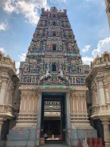 Sri Mahamariamman Temple Kuala Lumpur