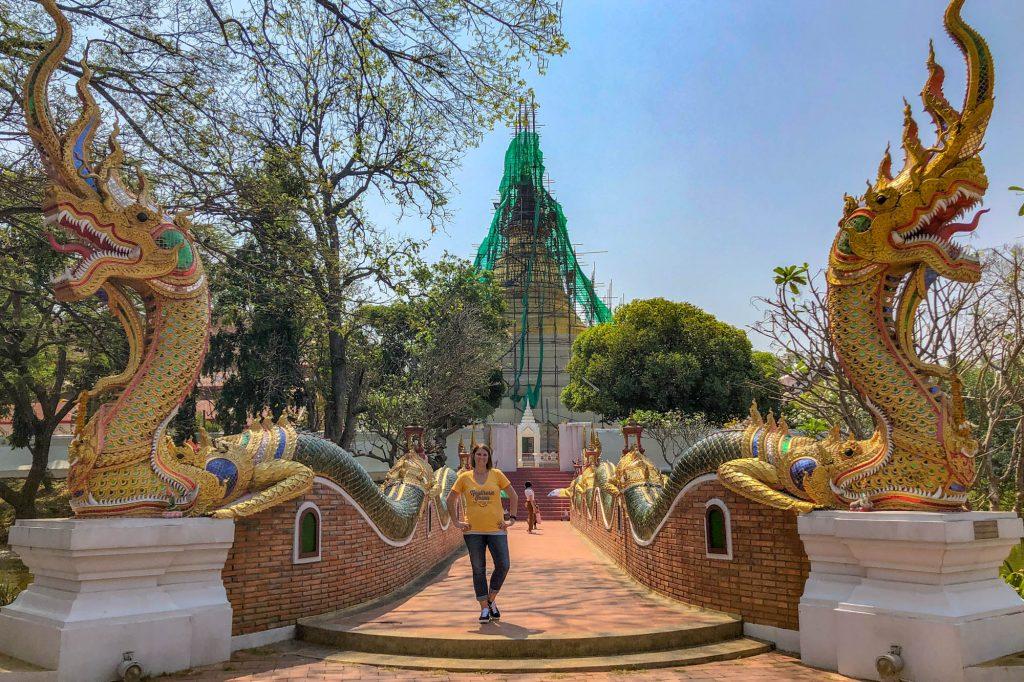 Wat Keaw Don Tao Lampang