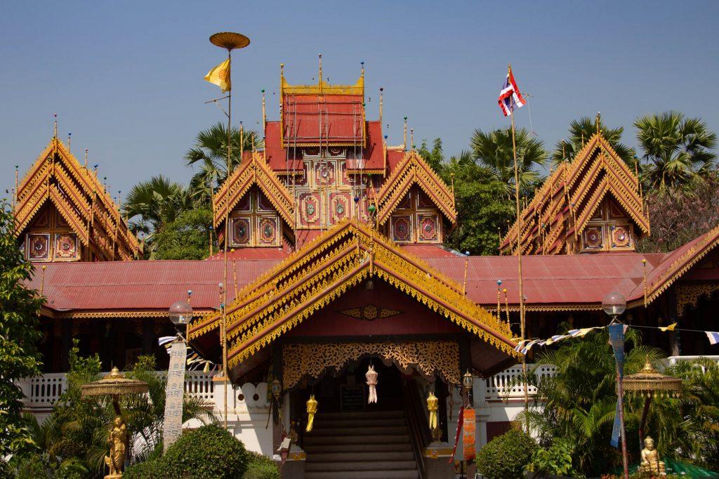 Wat Si Rong Mueang Lampang