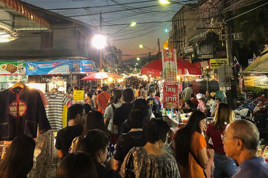 Kad Kong Ta Lampang Thailand