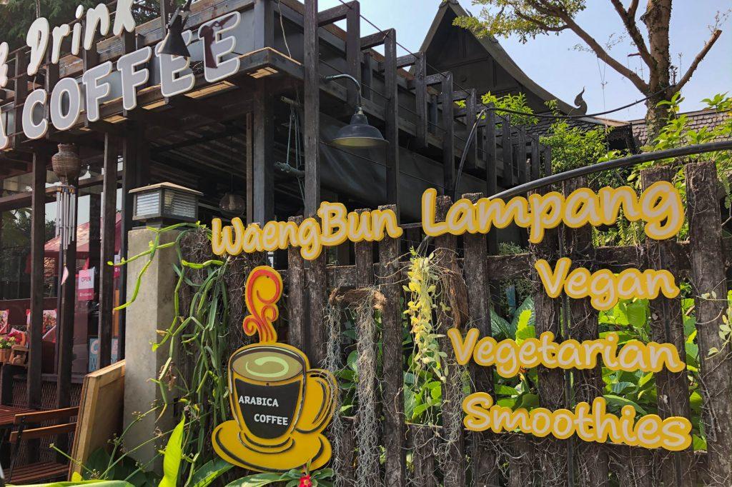 Waeng Bun Lampang Thailand