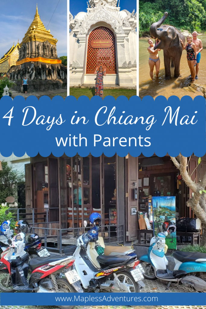 4 days in chiang mac PIN ME
