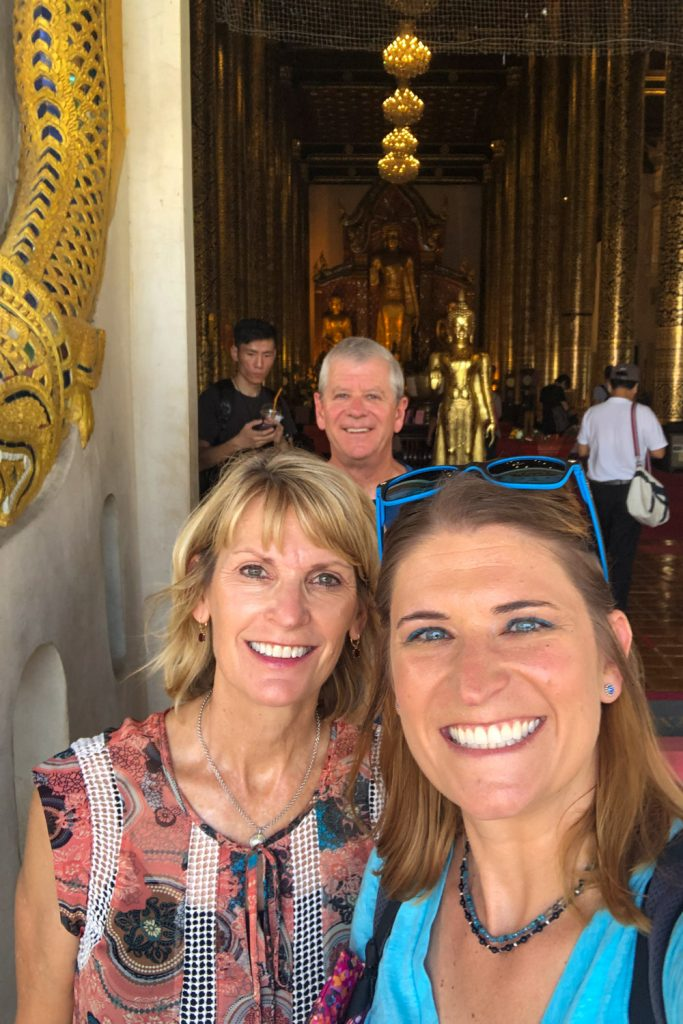 4 Days in Chiang Mai Temples