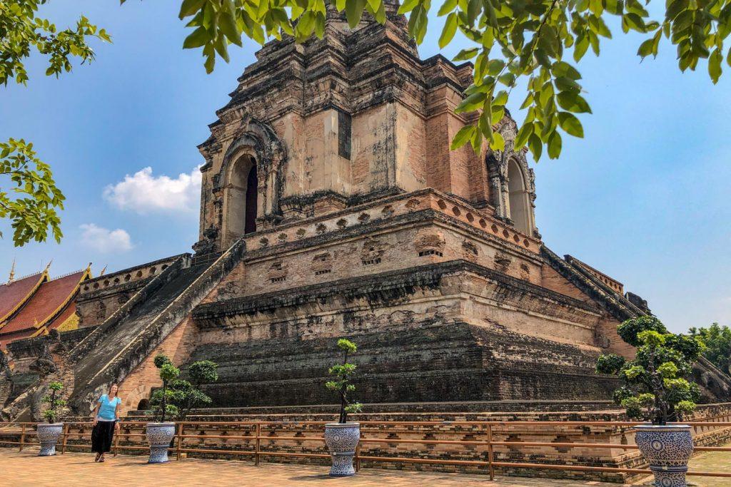 Chedi Luang Chiang Mai