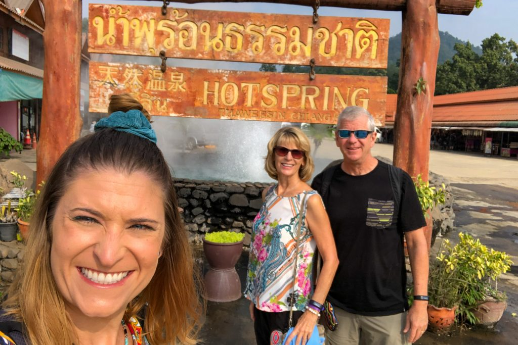 Hot Springs Chiang Rai