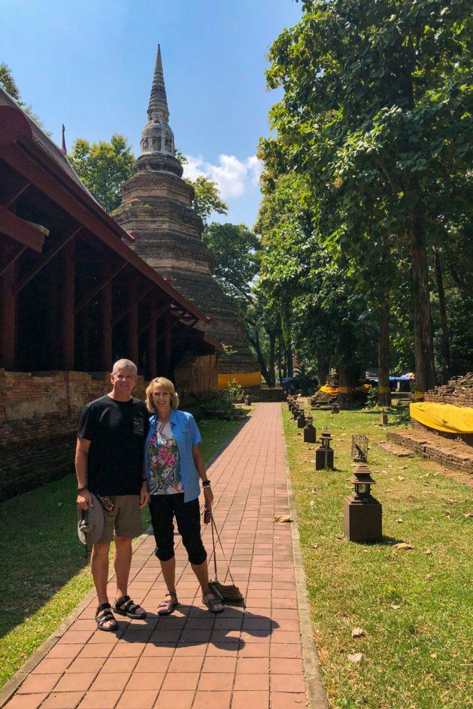 Chedi Luang Chiang Rai
