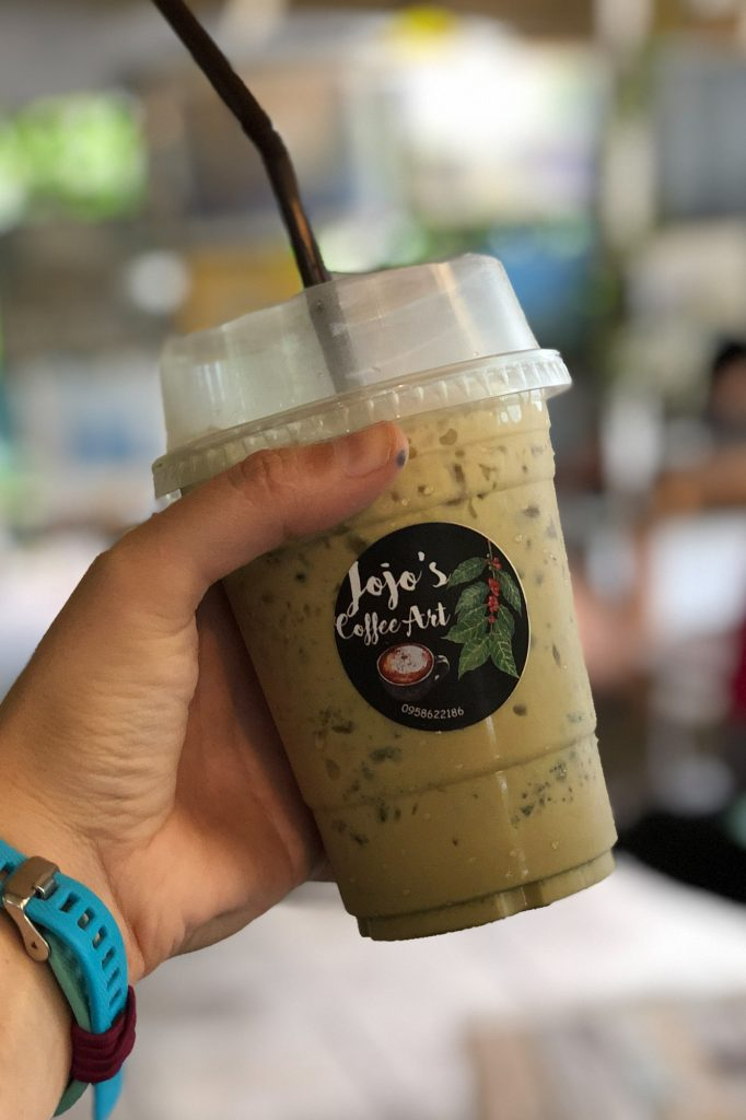 What to Drink in Thailand- Matcha Cafe Late