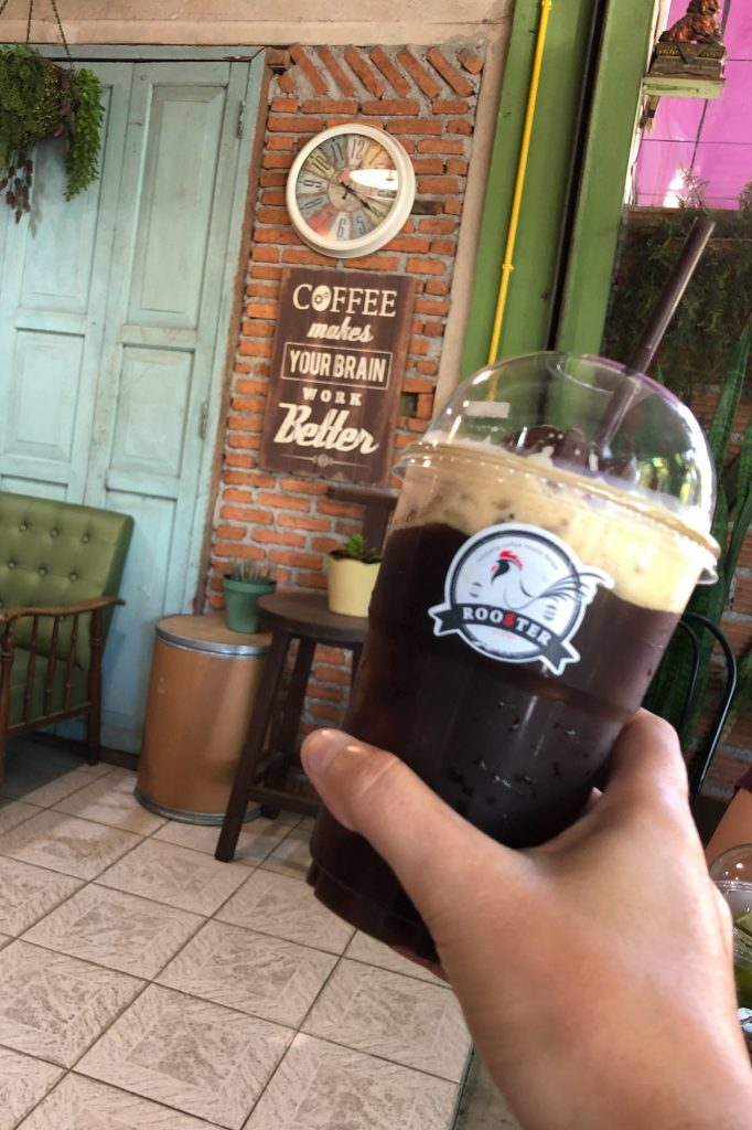 What to Drink in Thailand- Americano
