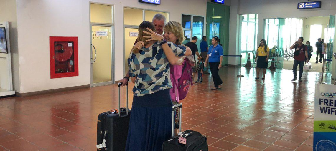 Parents in Lampang