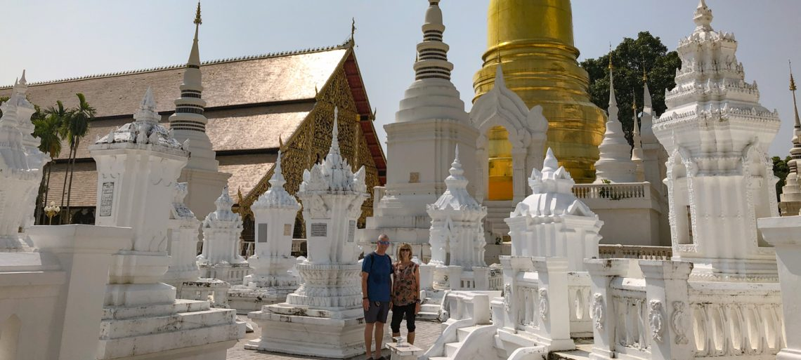 4 Days in Chiang Mai Header