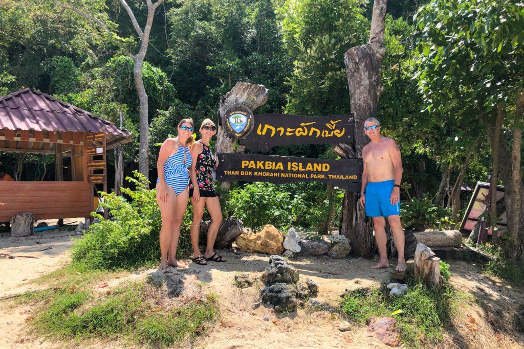 Pakbia Island Krabi