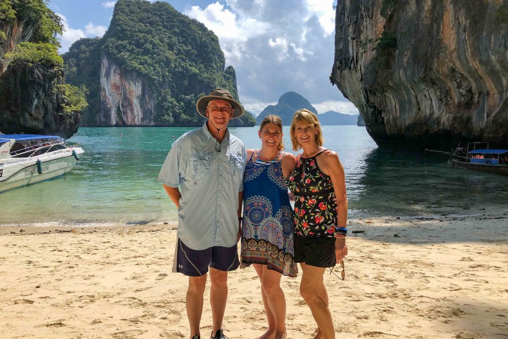 Lao Lading Itinerary for Krabi